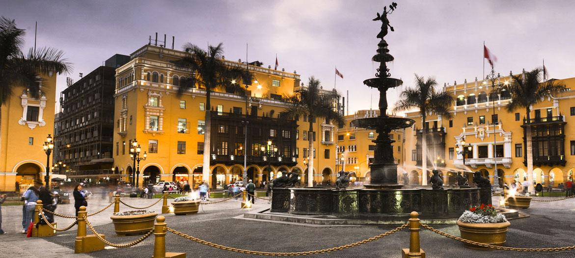 Apartamentos turísticos en Lima